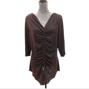 Traditions sparkle tunic